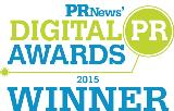 PR News Digital PR Awards_WINNER2015