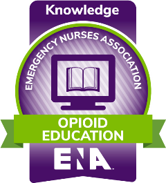 Opioid Education Badge