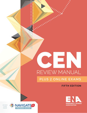 CEN Review Manual: Plus 2 Online Exams, 5th Edition
