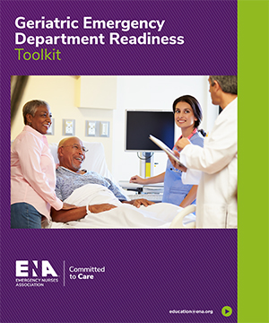 Geriatric Emergency Department Readiness Toolkit